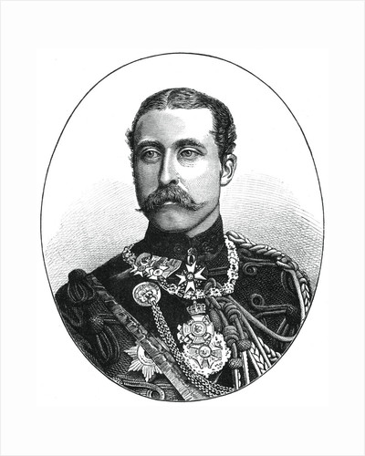 Prince Arthur, Duke of Connaught and Strathearn by Anonymous