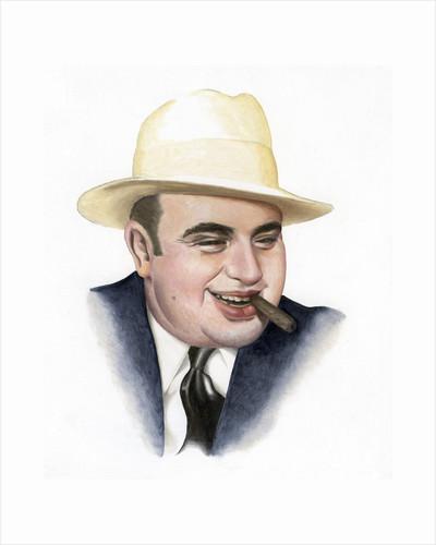 Al Capone by Karen Humpage