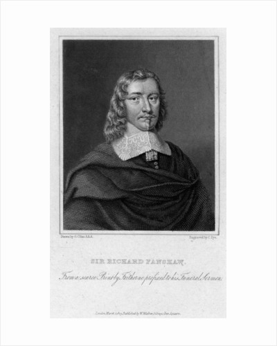 Sir Richard Fanshaw by Charles Pye