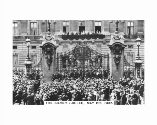 King George V's Silver Jubilee by Anonymous