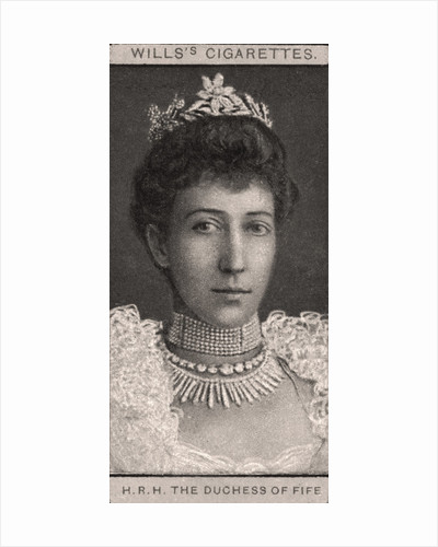 H.R.H The Duchess of Fife by WD & HO Wills
