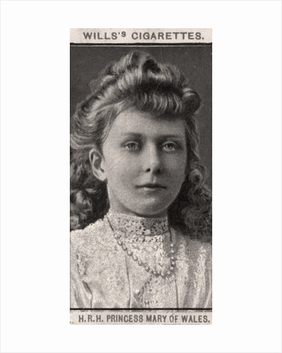 H.R.H Princess Mary of Wales by WD & HO Wills