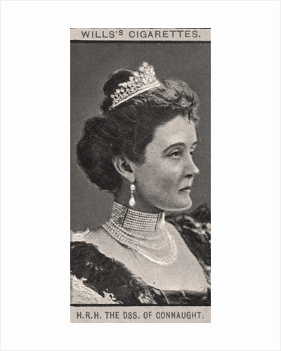 The Duchess of Connaught by WD & HO Wills