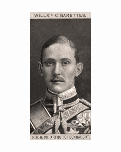 Prince Arthur of Connaught by WD & HO Wills