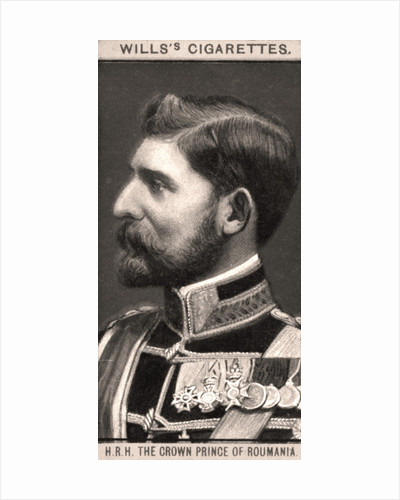 H.R.H The Crown Prince of Romania by WD & HO Wills