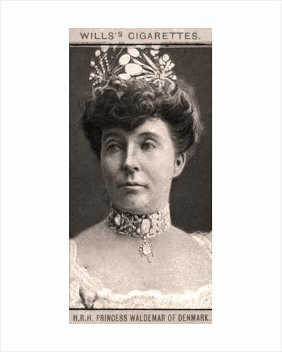 H.R.H Princess Waldemar of Denmark by WD & HO Wills