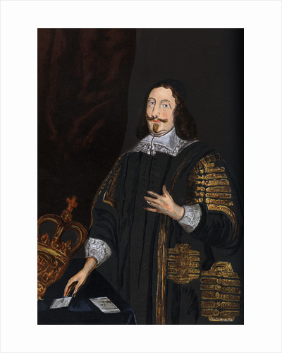 William Lenthall, Speaker of the House of Commons by Anonymous