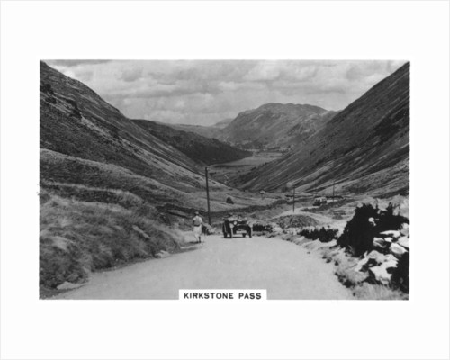 Kirkstone Pass, Lake District, Cumbria by Anonymous