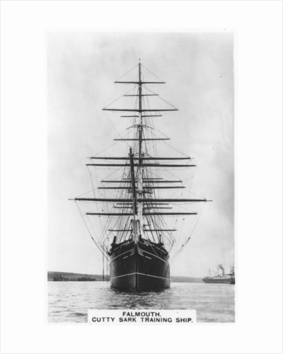 'Cutty Sark', Falmouth by Anonymous