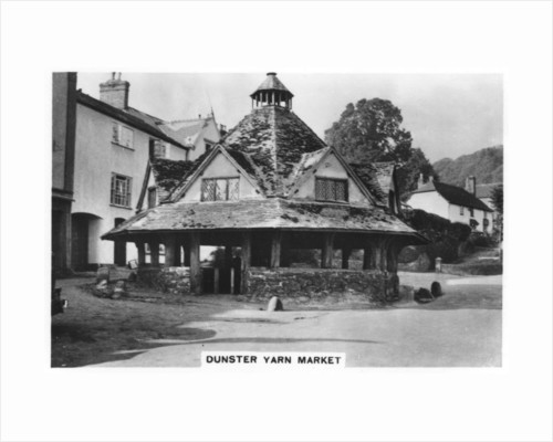 Dunster Yarn market by Anonymous