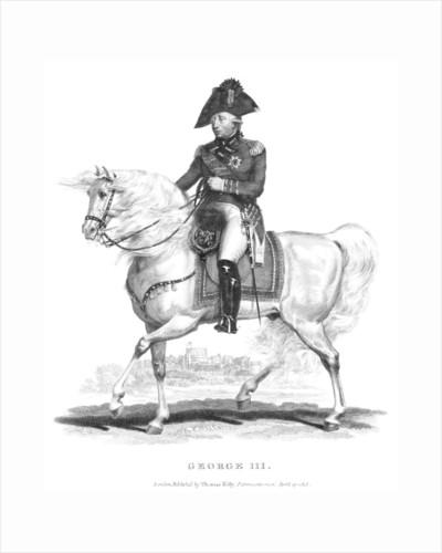 George III of the United Kingdom by Thomas Kelly-Kenny