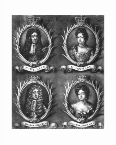 The Royal Family by Cooper