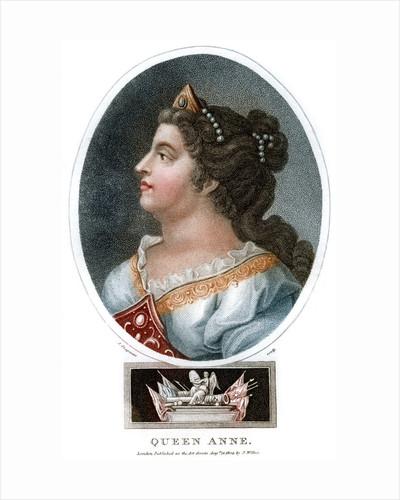 Queen Anne by J Chapman