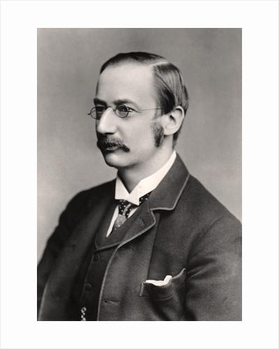 Sir Frederick Bridge (1844-1924), English composer by Rotary Photo