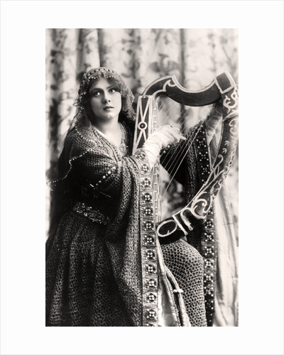 Lily Brayton (1876-1933), English actress by Rita Martin