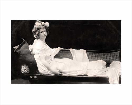 Mabel Love (1874-1953), English actress and dancer by Dover Street Studios