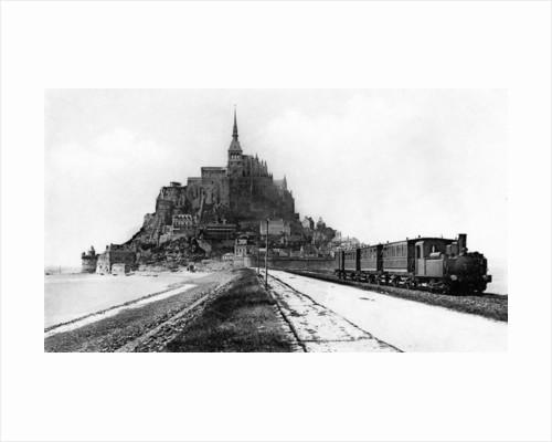Mont-Saint-Michel by A L'Hermine