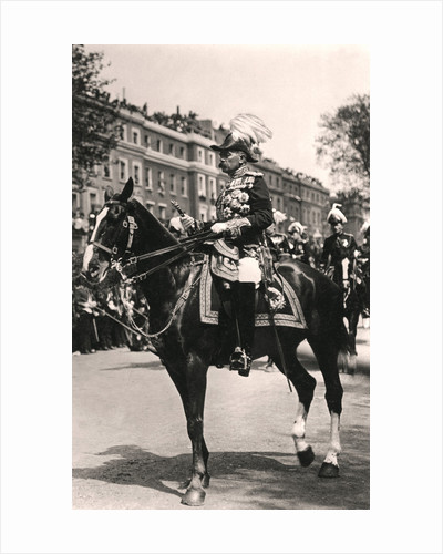 Field Marshal Earl Kitchener (1850-1916) by Rotary Photo