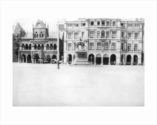 Army and Navy Co-operative Society, Bombay, India by Anonymous