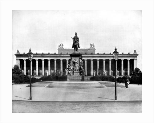 The Royal Museum, Berlin by John L Stoddard