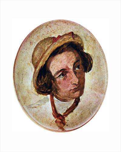 Dickens in the character of Sir Charles Coldstream by Augustus Leopold Egg