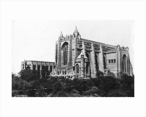 Liverpool Cathedral by Anonymous
