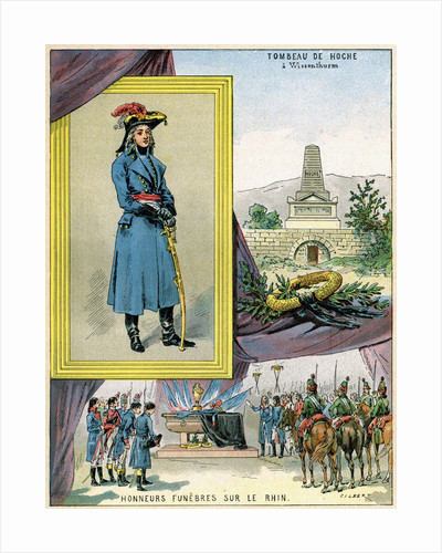 Lazare Hoche, French soldier by Gilbert