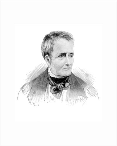 Thomas de Quincey, English author and intellectual by Anonymous