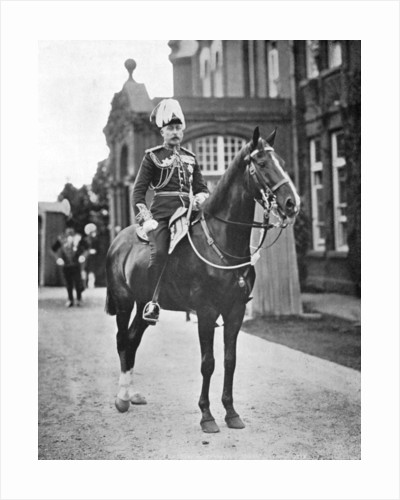 Prince Arthur (1850-1942), Duke of Connaught and Strathearn by FGO Stuart