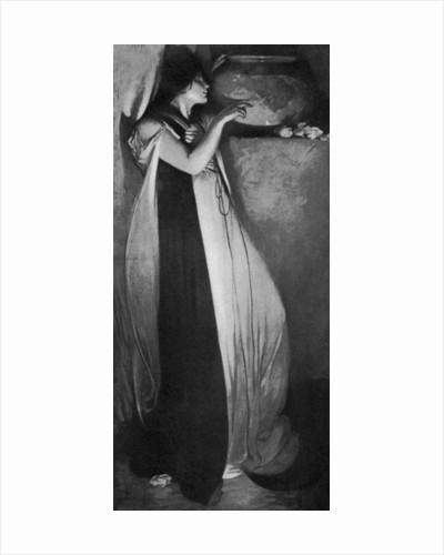 Isabella or The Pot of Basil by John J Alexander