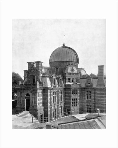 Greenwich Observatory, London by Reinhold Thiele