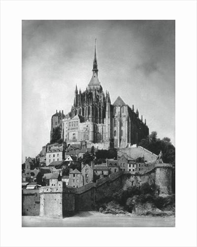 Mont Saint-Michel, Normandy, France by Martin Hurlimann