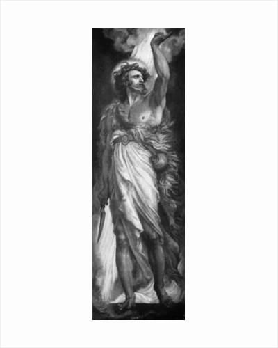 Elijah by Frederic Shields