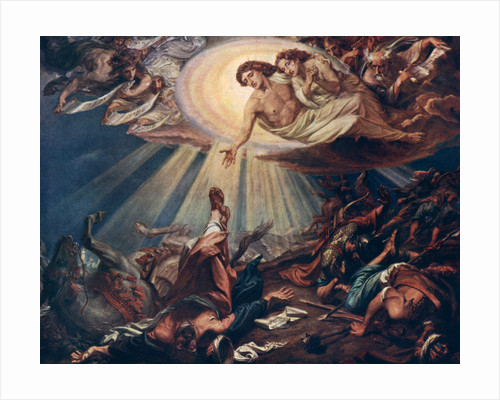 The Conversion of Saul of Tarsus by Frederic Shields
