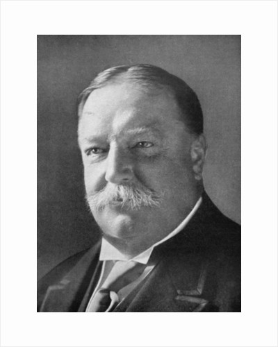 William Howard Taft, twenty-seventh President of the United States by Anonymous