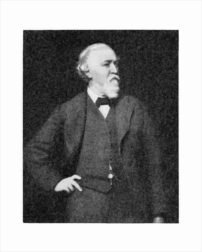 Robert Browning by Rischgitz Collection