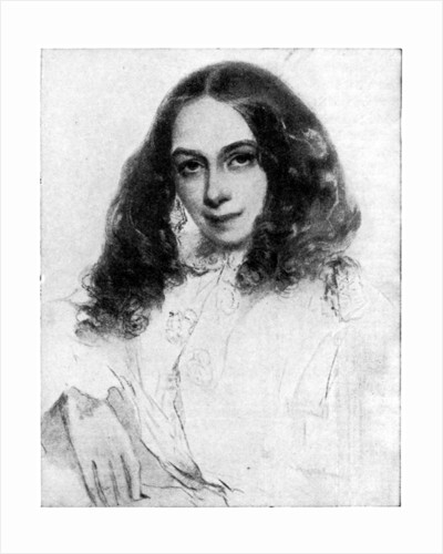 Elizabeth Browning by Rischgitz Collection