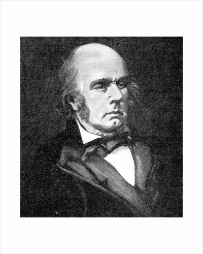 Edward Fitzgerald by Anonymous
