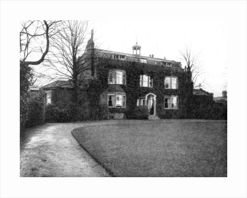Gadshill, Near Rochester, Purchased by Dickens in 1856 by Rischgitz Collection