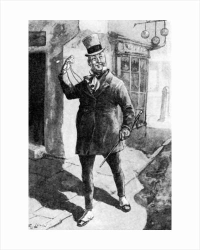 Mr Micawber by Vandyck Printers Ltd