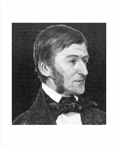 Ralph Waldo Emerson by Rischgitz Collection