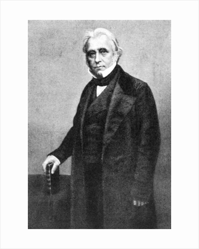 'Lord Macaulay', famous historian & essayist by Rischgitz Collection