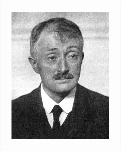 'John Masefield', English Poet by Foulsham and Banfield