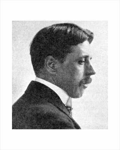 Arnold Bennett', The novelist of the 'Five Towns by Emil Otto Hoppe