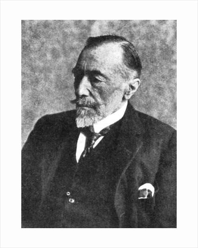 'Joseph Conrad', English Stylist by T & R Annan & Sons Ltd