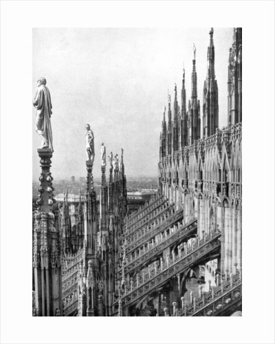 Milan Cathedral, Italy by Anonymous