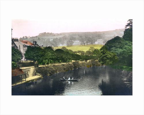 The River Derwent at Matllock, Derbyshire by Cavenders Ltd