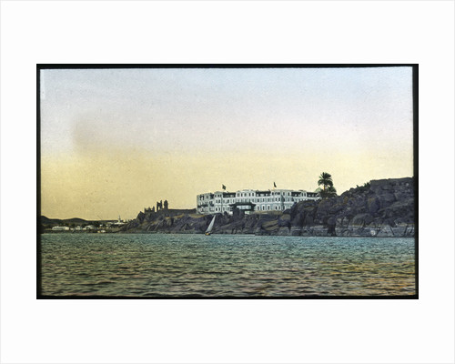 Old Cataract Hotel, Aswan, Egypt by Anonymous