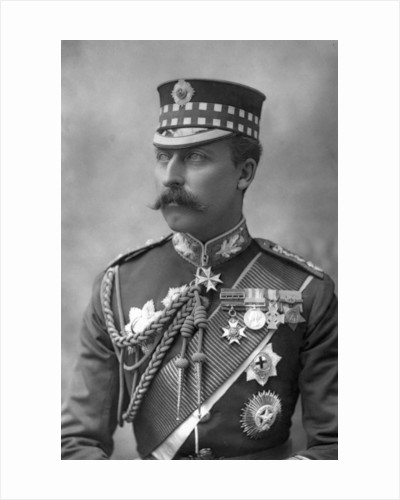 Prince Arthur (1850-1942), Duke of Connaught by W&D Downey