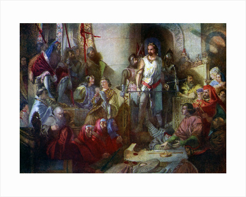The Trial of Sir William Wallace by Anonymous